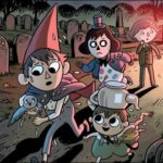 First Look – Over The Garden Wall: Distillatoria OGN by Case & Campbell