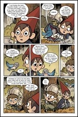 Over The Garden Wall: Distillatoria Preview 5