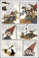 Over The Garden Wall: Distillatoria Preview 9