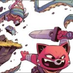 Preview: RuinWorld #1 by Derek Laufman (BOOM!)