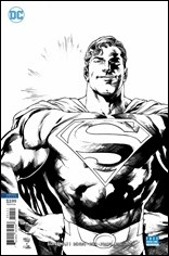 Superman #1 Cover - Variant