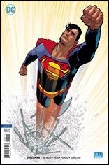 Superman #1 Cover - Hughes Variant