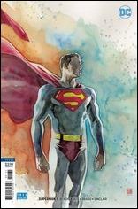 Superman #1 Cover - Mack Variant