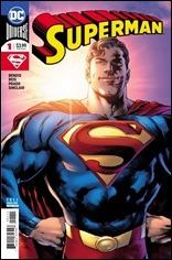 Superman #1 Cover