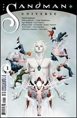 The Sandman Universe #1 Cover