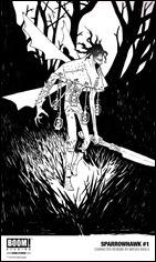 Sparrowhawk #1 Character Art 4
