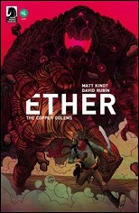 Ether: The Copper Golems #4 Cover