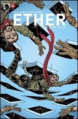 Ether: The Copper Golems #4 Cover - Allred Variant