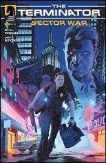 Terminator: Sector War #1 Cover - Sammelin