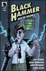 Black Hammer: Age of Doom #4 Cover