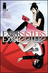 Exorsisters #1 Cover A - Lagace