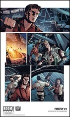 Firefly #1 First Look Interior Art 2