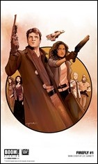 Firefly #1 Cover A