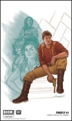 Firefly #1 Cover - Quinones Variant