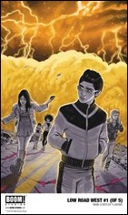 Low Road West #1 Cover