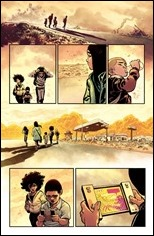 Low Road West #1 First Look Preview 2