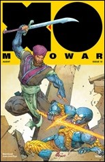 X-O Manowar #19 Cover A - Rocafort