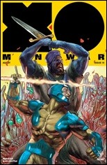 X-O Manowar #19 Cover B - Guedes Variant