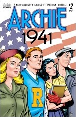 Archie 1941 #2 Cover A - Krause