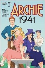 Archie 1941 #2 Cover B - Mok