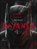 Batman: Damned #1 Cover