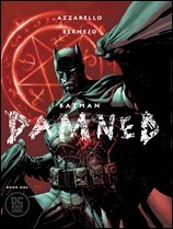 Batman: Damned #1 Cover - Jim Lee Variant