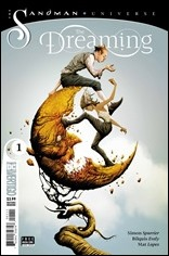 The Dreaming #1 Cover