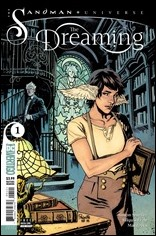 The Dreaming #1 Cover - Paquette Variant
