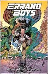 Errand Boys #1 Cover - Larsen Variant