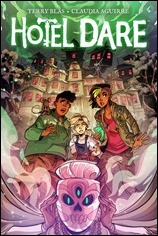 Hotel Dare OGN Cover
