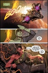 Justice League Odyssey #1 Preview 2