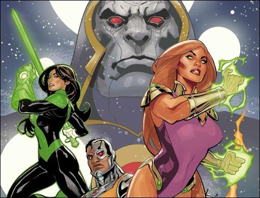Justice League Odyssey #1