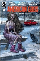 American Gods: My Ainsel #7 Cover - Fabry
