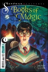 Books of Magic #1 Cover - Middleton Variant