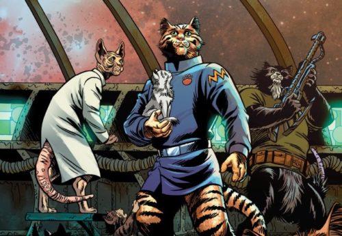 CaptainGinger 01 cover