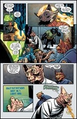 Captain Ginger #1 Preview 2