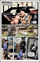 The Life And Death Of Toyo Harada #1 First Look Preview 1