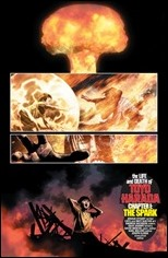 The Life And Death Of Toyo Harada #1 First Look Preview 3