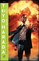 The Life And Death Of Toyo Harada #1 Cover