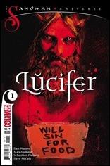 Lucifer #1 Cover - Jock