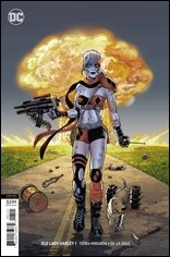 Old Lady Harley #1 Cover - Conner Variant