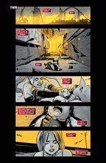 Old Lady Harley #1 Preview 3
