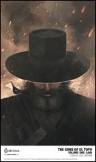 The Sons of El Topo Volume One: Cain Cover
