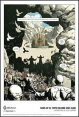 The Sons of El Topo Volume One: Cain First Look Preview 1