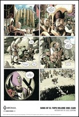 The Sons of El Topo Volume One: Cain First Look Preview 3