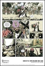 The Sons of El Topo Volume One: Cain First Look Preview 4