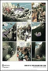 The Sons of El Topo Volume One: Cain First Look Preview 5