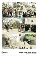 The Sons of El Topo Volume One: Cain First Look Preview 6