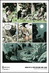 The Sons of El Topo Volume One: Cain First Look Preview 7