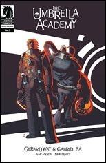 The Umbrella Academy: Hotel Oblivion #2 Cover